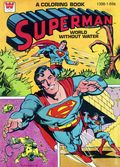 Superman Coloring Book SC (1965-1980 Whitman) #WH1398-1