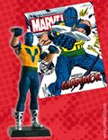 Classic Marvel Figurine Collection (2007-2013 Eaglemoss) Magazine and Figure #124