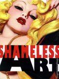 Shameless Art HC (2010 Underwood Books) 1-1ST