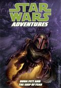 Star Wars Adventures Boba Fett and the Ship of Fear GN (2011 Dark Horse Digest) 1-1ST