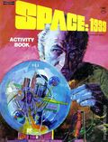 Space 1999 Coloring and Activity Book SC (1975) C-2482