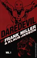 Daredevil TPB (2008-2009 Marvel) By Frank Miller and Klaus Janson 1-REP
