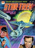 Star Trek Color and Activity Book SC (1978-1979 Whitman) ST-1261