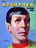 Star Trek Color and Activity Book SC (1975 Saalfield) C-1862