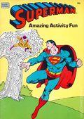 Superman Amazing Activity Fun (1983 Happy House) 1983