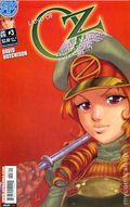 Land of Oz The Manga Return to the Emerald City (2008) 3