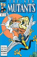New Mutants (1983 1st Series) Mark Jewelers 58MJ
