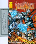 Stormwatch (1993) Special 1LLSIGNED