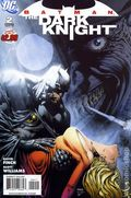 Batman The Dark Knight (2010 1st Series DC) 2A