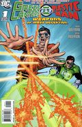Green Lantern Plastic Man Weapon of Mass Deception (2010) 1