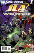 DC Comics Presents JLA (2010) 1
