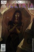 Angel Illyria Haunted (2010 IDW) 2A