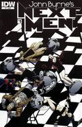 Next Men (2010 IDW) John Byrne 1A