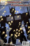 Transformers (2009 IDW) 14A