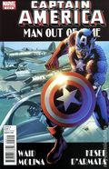 Captain America Man Out of Time (2010 Marvel) 2
