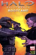Halo Fall of Reach Bootcamp (2010 Marvel) 4