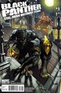 Black Panther The Man Without Fear (2010 Marvel) 513A