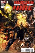 Heroes for Hire (2010 3rd Series) 1A