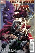 Iron Man Thor (2010 Marvel) 2