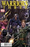 Warriors Three (2010 Marvel) 3