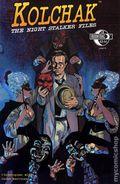 Kolchak Night Stalker Files (2010 Moonstone) 2A