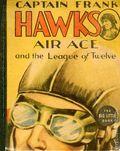 Captain Frank Hawks Air Ace League of Twelve (1938 Whitman BLB) 1444