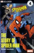 Amazing Spider-Man The Story of Spider-Man SC (2001 DK Publishing) 1-REP