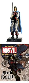 Classic Marvel Figurine Collection (2007-2013 Eaglemoss) Magazine and Figure #112
