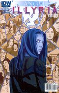 Angel Illyria Haunted (2010 IDW) 1B