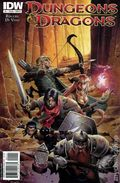 Dungeons and Dragons (2010 IDW) 1B