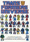 Transformers Universe TPB (1987 Marvel) 1-1ST