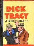 Dick Tracy Gets His Man (1938 Whitman BLB) NN