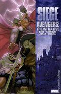 Siege Avengers The Initiative TPB (2010) 1-1ST