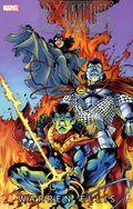 Excalibur Visionaries Warren Ellis TPB (2010 Marvel) 3-1ST