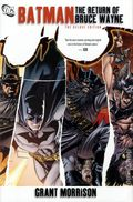 Batman The Return of Bruce Wayne HC (2011 DC) Deluxe Edition 1-1ST