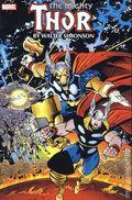 Thor Omnibus HC (2011 Marvel) By Walter Simonson 1st Edition 1B-1ST
