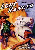 Lone Ranger Magazine June 1937 SC (2010 Novel) 1-1ST