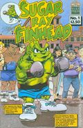 Sugar Ray Finhead (1992 Vol. 1 Wolf/Jump Back) 1