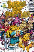 Sugar Ray Finhead (1992 Vol. 1 Wolf/Jump Back) 10