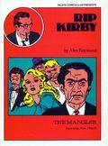 Rip Kirby TPB (1980 Pacific Comics Club Presents) 3-1ST
