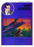 Rip Kirby TPB (1980 Pacific Comics Club Presents) 10-1ST