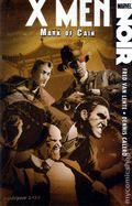 X-Men Noir Mark of Cain TPB (2010 Marvel Digest) 1-1ST