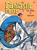 Fantastic Four in the House of Horrors (1968 Whitman BLB) 5775