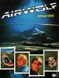 Airwolf Annual HC (1985) 1986-1ST