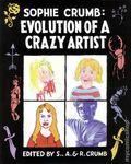 Sophie Crumb Evolution of a Crazy Artist HC (2010 W.W. Norton) 1-1ST