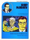 Rip Kirby TPB (1980 Pacific Comics Club Presents) 2-1ST