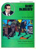 Rip Kirby TPB (1980 Pacific Comics Club Presents) 8/9-1ST