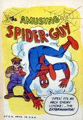 Amusing Spider-Guy (1967 Topps) Spider-Man Parody 1