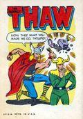Thaw (1967 Topps) Thor Parody 1
