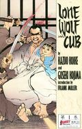 Lone Wolf and Cub (1987 First) 1-4TH